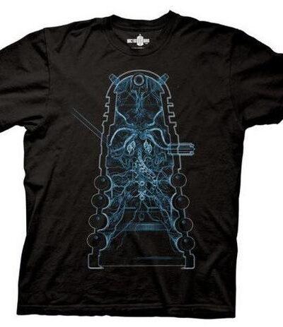 Doctor Who Dalek X-Ray T-Shirt