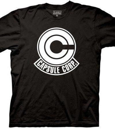 Dragon Ball Z Capsule Corp. T-Shirt