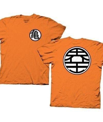 Dragonball Z DBZ Kame Symbol T-shirt