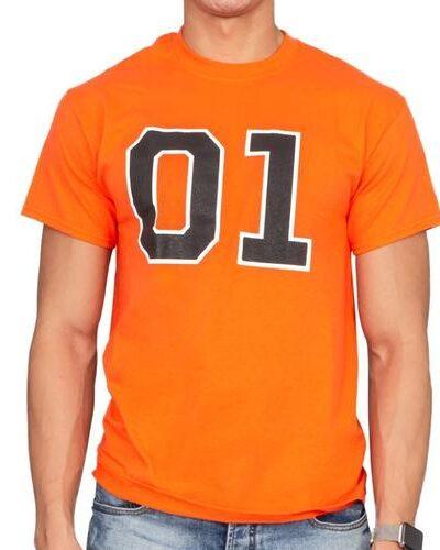 Dukes of Hazzard 01 Bright Distressed T-Shirt