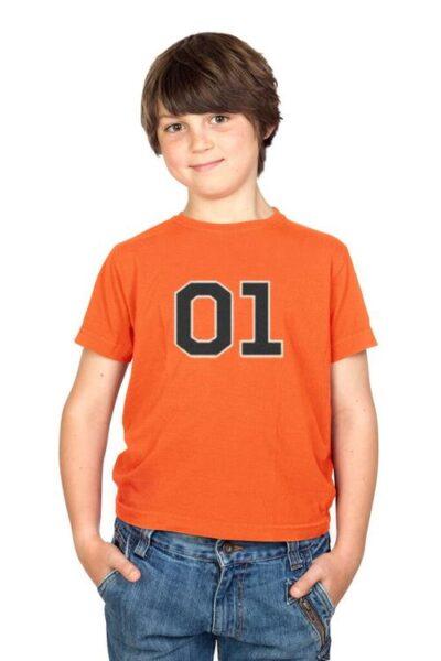 Dukes of Hazzard 01 Youth T-shirt