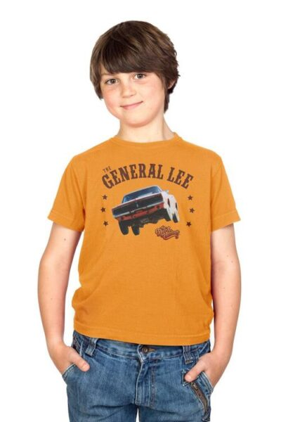 Dukes of Hazzard General Lee T-shirt