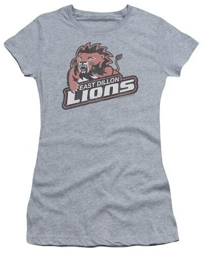 East Dillon Lions Heather Gray Juniors