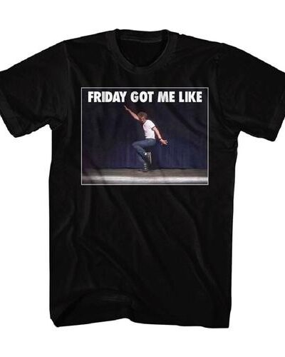 Friday Got Me Like T-Shirt