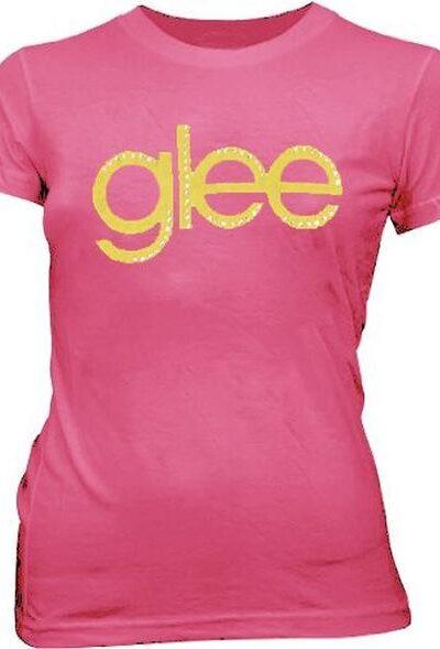 Glee Logo Rhinestones T-shirt