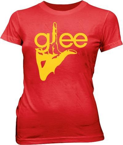 Glee TV Show Logo Join the Club T-shirt