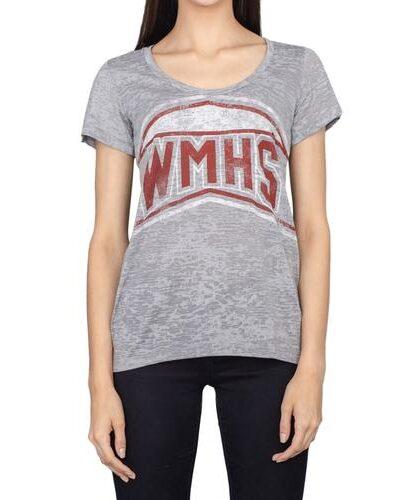 Glee WMHS Burnout Boyfriend Juniors T-shirt