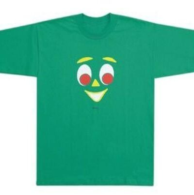 Gumby Clay Face T-shirt