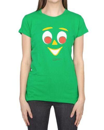 Gumby Face Juniors Tee