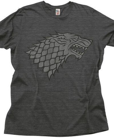 Junk Food Game of Thrones Stark T-Shirt