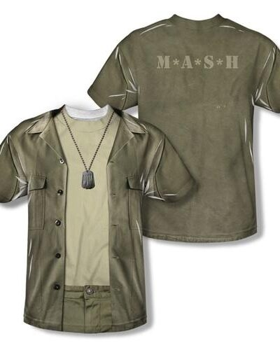 MASH Hawkeye Adult Sublimation T-Shirt