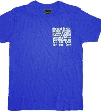 Michael Scott's Fun Run Race T-Shirt