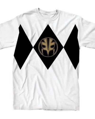 Mighty Morphin Power Rangers White Ranger
