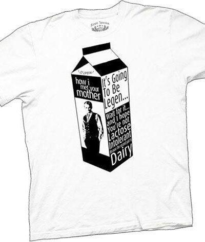 Milk Carton Legen-Dairy T-shirt