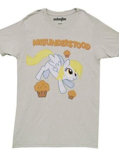 My Little Pony Derpy Misunderstood T-shirt