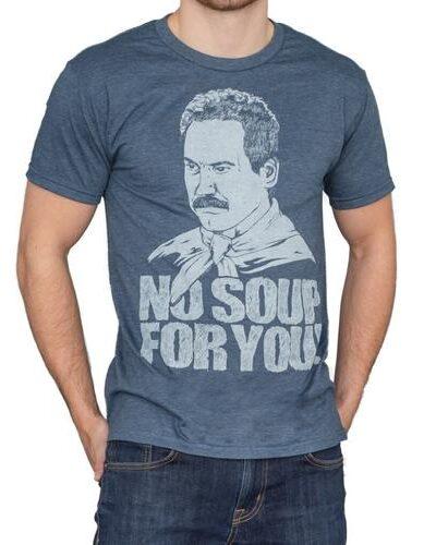 Nazi No Soup For You T-shirt