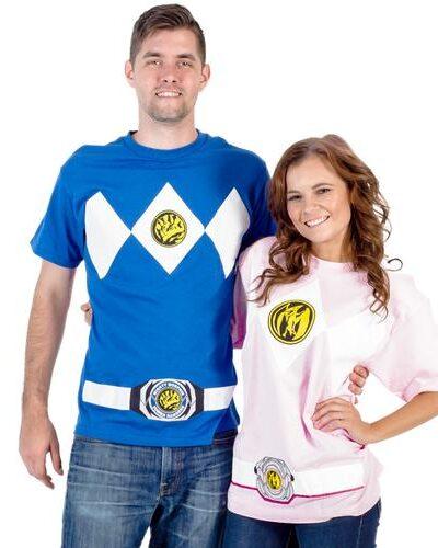 Power Rangers Costume Adult