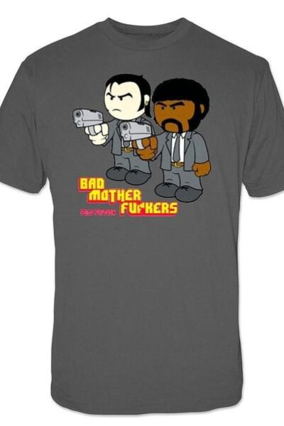 Pulp Fiction Bad Mother F*ckers