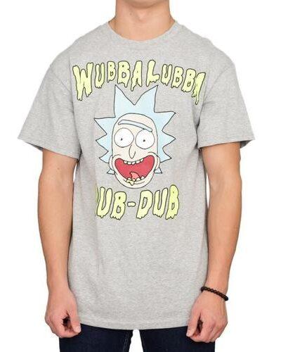 Rick Wubba Lubba Dub Dub T-shirt