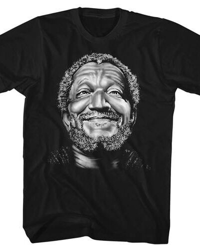 Sanford and Son Fred Big Face T-Shirt