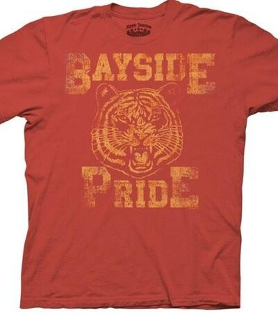 Saved By The Bell Bayside Pride Vintage T-shirt
