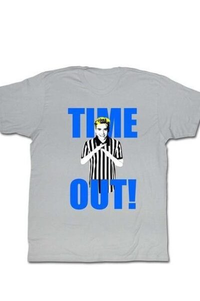 Saved By The Bell Zack Morris Time Out T-Shirt
