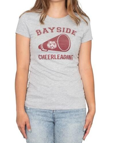 Saved By the Bell Bayside Cheerleading Tee
