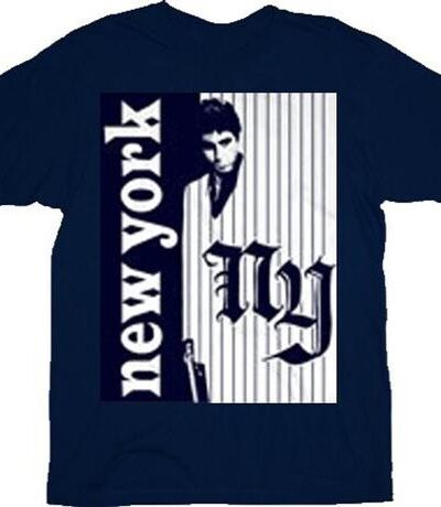 Scarface NY New York Logo