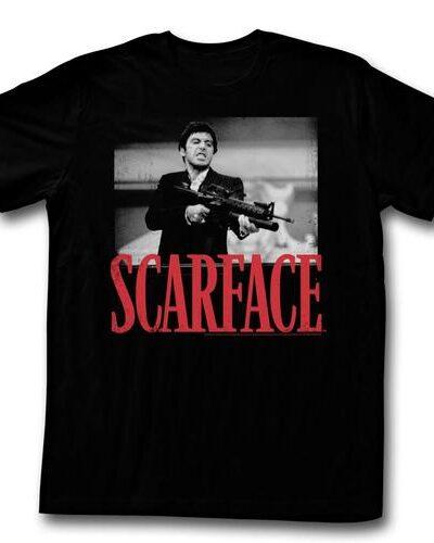 Scarface Shootah Shooting Gun