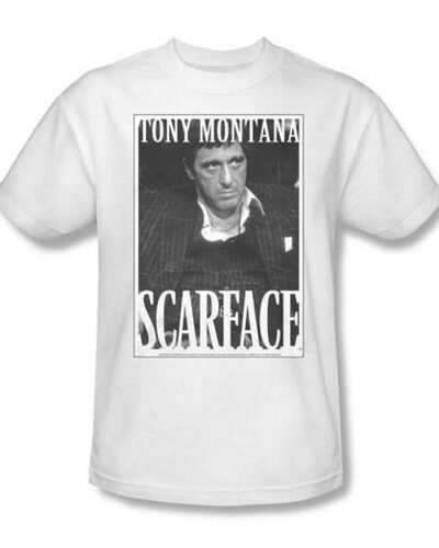 Scarface Tony Montana Business Face