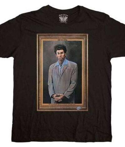 Seinfeld The Kramer Framed T-shirt