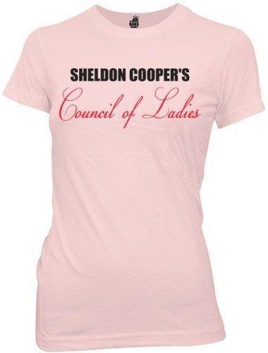 Sheldon Cooper's Council of Ladies T-Shirt