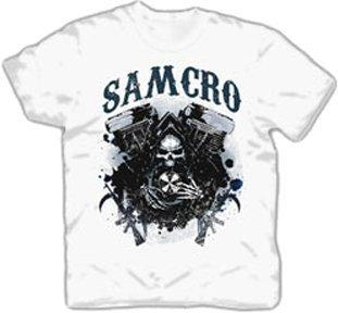 Sons of Anarchy Samcro Hungry Reaper