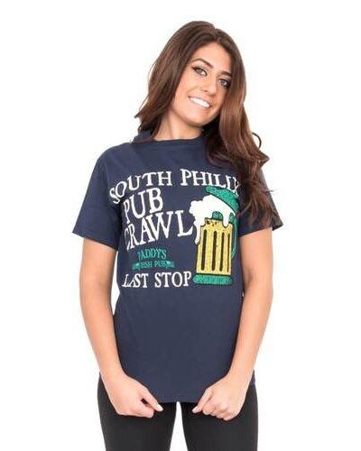 South Philly Pub Crawl T-shirt