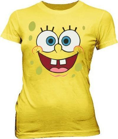 SpongeBob SquarePants Basic Bob Face T-shirt