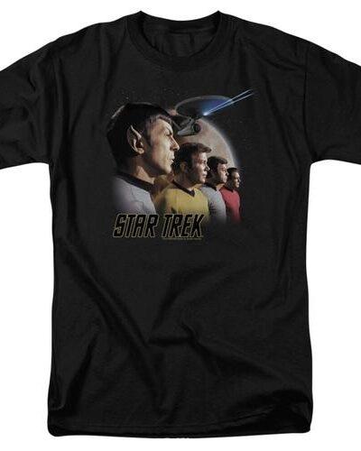 Star Trek Forward to Adventure Crew T-shirt