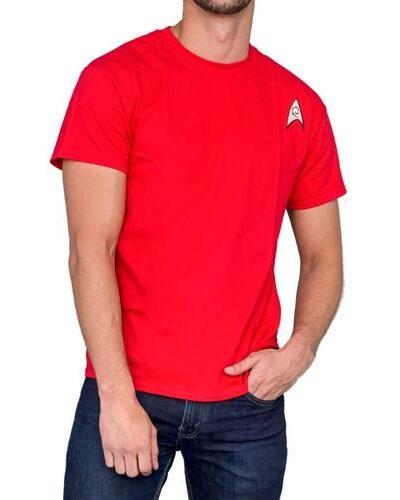 Star Trek Science Engineering Image T-shirt