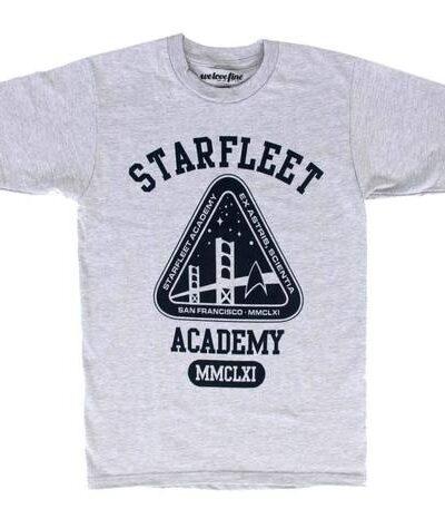 Star Trek Starfleet Academy Crew T-Shirt