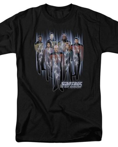Star Trek The Next Generation Beam Us Up T-shirt