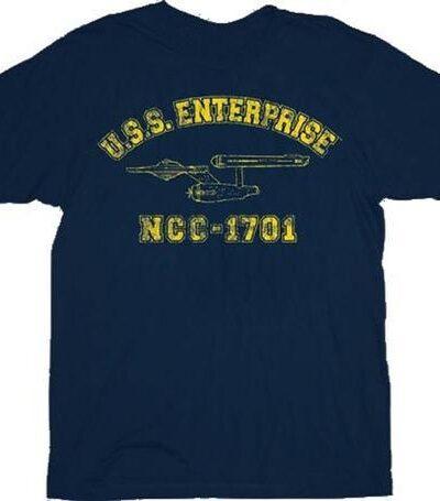 Star Trek U.S.S. Enterprise NCC-1701 T-shirt