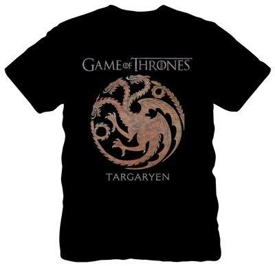 The Game of Thrones House Targaryen Dragon T-shirt