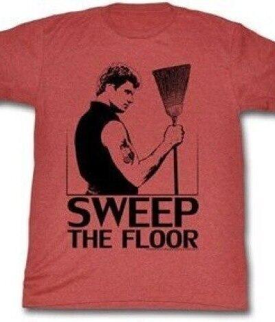 The Karate Kid Cobra Kai Sweep the Floor
