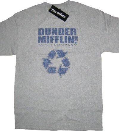 The Office Dunder Mifflin Inc Paper Company T-shirt