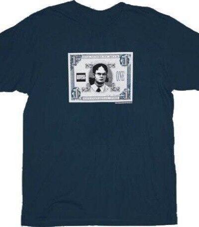 The Office Schrute Buck Dwight Motivational Tool T-Shirt