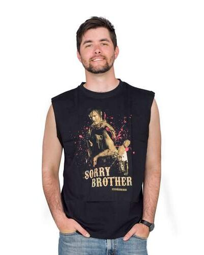 The Walking Dead Sorry Brother Tank Top T-Shirt