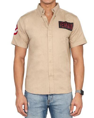 Venkman Button Up Costume Shirt