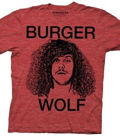 Workaholics Burger Wolf Blake T-Shirt