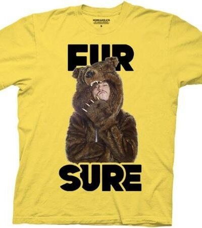 Workaholics Fur Sure Blake T-Shirt
