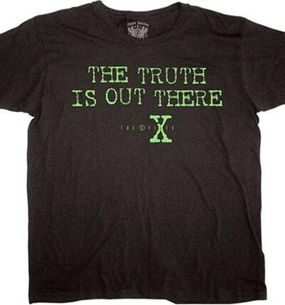 X Files The Truth is Out There T-shirt