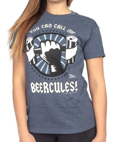 You Can Call Me Beercules T-Shirt
